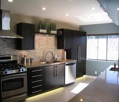 modern black kitchen cabinets. Modern Espresso Cabinets View Full Size Black Kitchen L