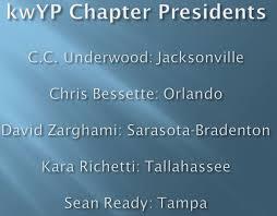 KW North Florida - Georgia Alpizar - Orlando Florida - KWNorthFlorida -  KWYP - Sean Ready - Kara Richetti - David Zarghami - Chris Bessette - CC  Underwood - KW North Florida
