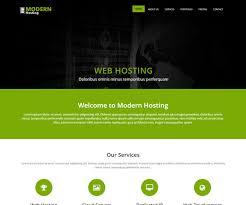Free Modern Templates Modern Free Website Template Dabeetz Com