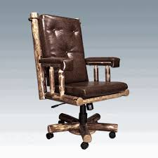 pine office chair. Amish \ Pine Office Chair