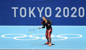Olympic tennis team for the tokyo games was named thursday. Olympia Tennis Match Von Osaka Abgesetzt Mopo