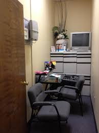 walk in closet office. AS MINI OFFICE: View Of Large, 4\u0027 X 12\u0027, Walk-in Storage Closet With Locking Door, Dedicated To Office B Walk In
