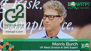 G2 Integrated Solutions - Marissa Davis interviews #G2IS #SafetyManagement  expert, Morris Burch, about the importance of SMS and Process Safety. What  are your thoughts on this topic? - https://hubs.ly/H0cBTK30 #WhatsInThePipe  | Facebook