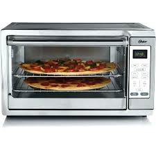 new large countertop convection oven or