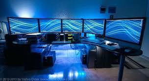 futuristic home office. Led Light For Desk Under Lighting Nighttime 6 Futuristic Home Office Lamp Uk