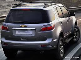 Chevrolet Blazer 2013 photo and video review, price ...