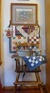 Flea Market Fancy quilt wall hangings by Fabric Warrior - Love ... & Humble Quilts: Laura's Decor and More! Adamdwight.com