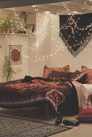 bedroom string lights tumblr. Brilliant Bedroom Modern String Lights For Bedroom 22 Ways To Decorate With  The Coolest Tumblr