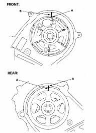 Honda Odyssey Timing Belt Replacement Cost Estimate together with serp belt tensioner pulley help likewise Replace®   Honda Odyssey 3 5L Crank Cast   RGL 2005 2006 further Timing belt and replacing water pump    Page 2 moreover Honda Timing Belt 3 5 J35   Pilot  Odyssey  Ridgeline   YouTube in addition Gen 3 Timing Belt Write Up is Here    Page 18 moreover DIY  J35A4  timing belt replacement   Page 4   Honda Pilot   Honda besides Timing Belt Replacement Cost   RepairPal Estimate additionally  besides Repair Guides   Engine Mechanical   Timing Belt   AutoZone together with Repair Guides   Engine Mechanical   Timing Belt And Sprockets. on odyssey timing belt repment