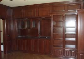 home office cabinetry design. Custom Cabinets With A Two-toned Look · Built Home Office Cabinetry Design F