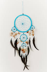 Turquoise Wall Hanging