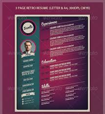Best Resume Design Templates Great Free Resume Templates April