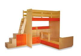 casa kids furniture. Loft Beds Orange Furniture Design Children Bedroom Interior Casa Kids Brooklyn NYC -