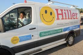 hiller plumbing heating cooling electrical customer service