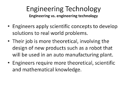 Design Vs Engineering What Is Engineering The Accreditation Board For Engineering