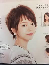 Pin By Mine On Beauty 前髪 アシメ ショート 髪型 マッシュ