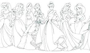 Princess Coloring Sheets Free Printable Houseofhelpccorg
