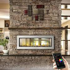 see through propane fireplace to enlarge propane fireplace installation costs