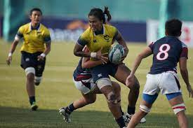 Thailand women's sevens team relishing competition with Asia's elite