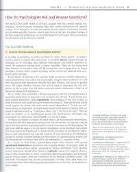 prologue chapter ap psychology