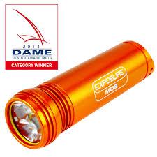 Strobe Light Flashlight Exposure Mob Light Waterproof Man Overboard Strobe And Torch