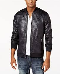 Inc International Concepts Men S Jackets Size Chart Inc Mens Basket Weave Bomber Jacket Created For Macys