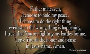 Prayer Quotes Prayer Picture Quotes Fighting Your Battles Krexy Living 55
