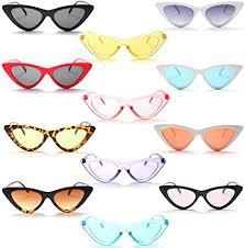 12 Pack Wholesale Neon Colors Cateye Sunglasses ... - Amazon.com