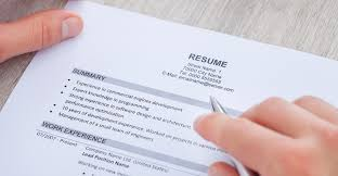 Example Of The Perfect Resume Stunning How To Write A Perfect Graduate Résumé In 48 Steps Gradsingapore