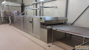 Tunnel Oven Design Tunnel Ovens And Production Lines Dadex