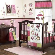 dahlia nursery bedding set purple baby girl crib bedding sets rs floral  design new baby image .