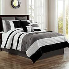 black and white comforter sets | Bed Bath & Beyond