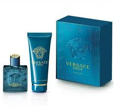 versace eros edt 100ml gift set for men