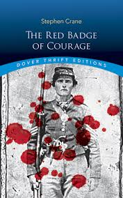red badge of courage essay jfk profile in courage essay contest  the red badge of courage dover thrift editions stephen crane the red badge of courage dover