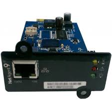 Сетевая карта <b>Powercom</b> SNMP-<b>адаптер</b> NetAgent (<b>CY504</b>) <b>1</b>-<b>port</b> ...