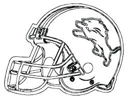 Denver Broncos Football Coloring Pages Betterfor