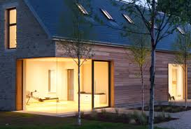 structural glass walls for homes and