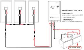 solar panel regulator wiring diagram webtor me 12 volt solar system wiring diagram solar panel regulator wiring diagram
