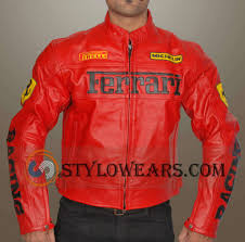 You don't have to be the smartest cookie in the room to realize that the best value isn't always the cheapest thing on the shelf. Red Ferrari Leather Jacket Leather Jacket Men Leather Jacket Style Jackets