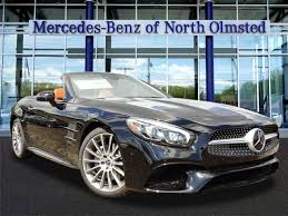 new mercedes benz 2018. wonderful mercedes new 2018 mercedesbenz slclass sl 550 cabriolet inside new mercedes benz a