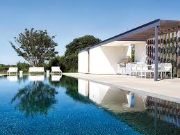 pool house kitchen. A Pool House Designed By Francis D\u0027Haene That Is Built For Entertaining And Includes Kitchen D