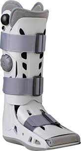 Aircast Airselect Elite Walking Brace Ankle Foot Injury Surgery Rehab