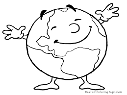 Small Picture Earth Day Globe Coloring Page Coloring Page Coloring Pages Image
