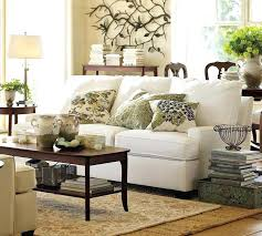 Pottery Barn Living Room Designs Cool Decorating Design