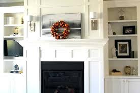 fireplace with bookshelves on each side fireplace bookshelves lovely