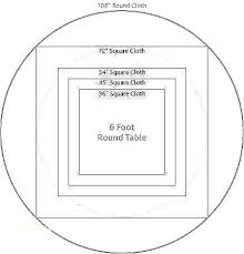 round table sizes and seating 6 ft round table 6 foot round table what size tablecloth round table sizes and seating