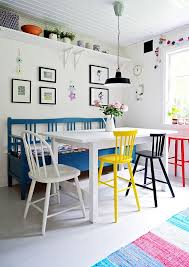 colorful dining room sets. Room · Whimsical Colorful Dining Table Sets E