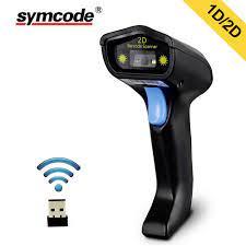 Kablosuz 2D Barkod Tarayıcı, Symcode 1D/2D 2.4 GHz Kablosuz El Barkod  Okuyucu, 200 Metre Kablosuz Transfer Mesafesi Tarayıcılar - Www11.255wpg.org