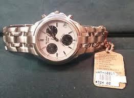belair watch mens belair watch chronograph wristwatch swiss made stainless steel new