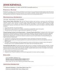 Marine Corps Resume Delectable Personal Banker Resume Example Are Examples We Provide As Reference